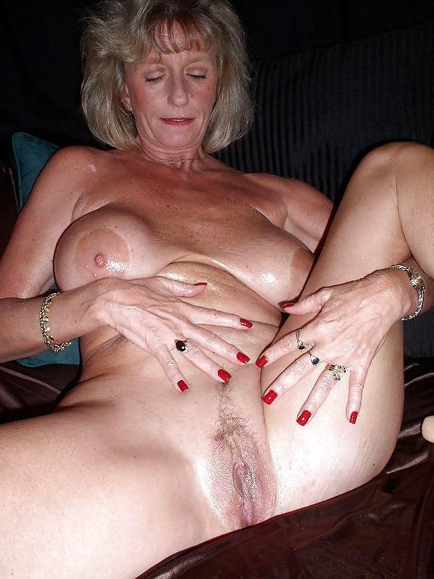 Ugly Mature Gets Fucked Good