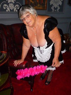 How would you like me to come and do your cleaning for you In my sexy black and white maids outfit and bright pink feath