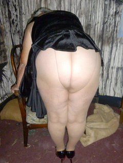 Amateur bbw pantyhose good