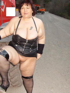 latex Bbw mature
