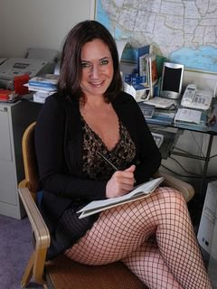 Naughty Mom In Pantyhose