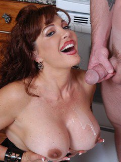 Spicy Housewife Shagged