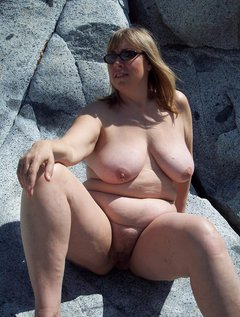 Italian mature aunty fucking with young boy / Picture # 5