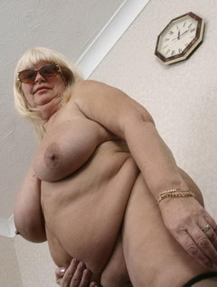 Mature granny the great experienced sex partner by troc / Picture # 6