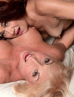 Two Milfs, One Job, One Cock
