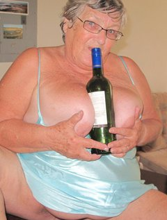 Grandma Libby and a bottle of red wineWhat a combination.Just get the tissues ready and join me as I find out just h