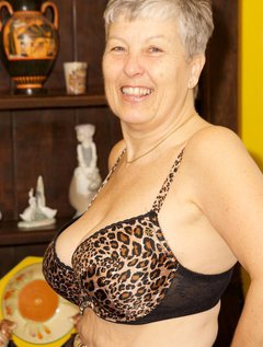 Hi Guys, See though Top and leopard print for this set, and stripping off by the window so I can tease my Nosey Neighbou