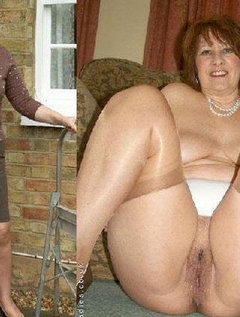 Mature milf milks stud with her mouth / Picture # 3